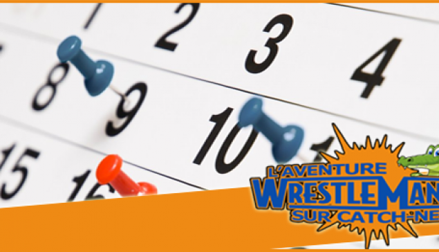 Planning week-end WrestleMania 33