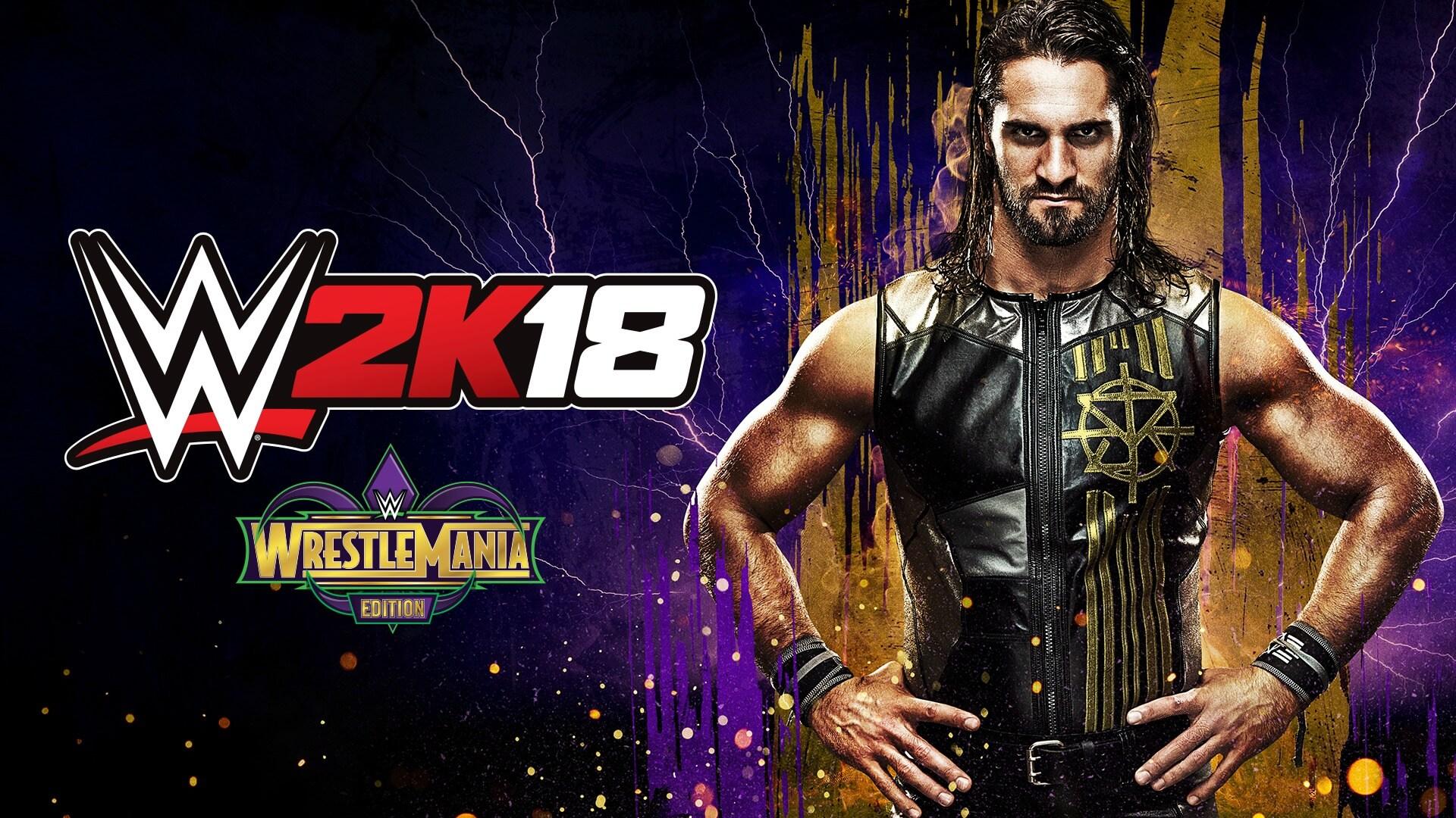 2k Games Annonce Wwe 2k18 Wrestlemania Edition Catch Newz
