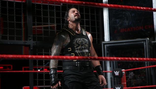 La chaîne L'Equipe s'offre du catch (WWE)