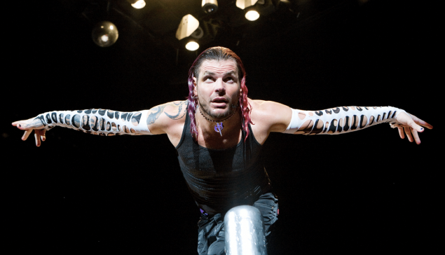 Jeff Hardy a repris l'entrainement au Performance Center