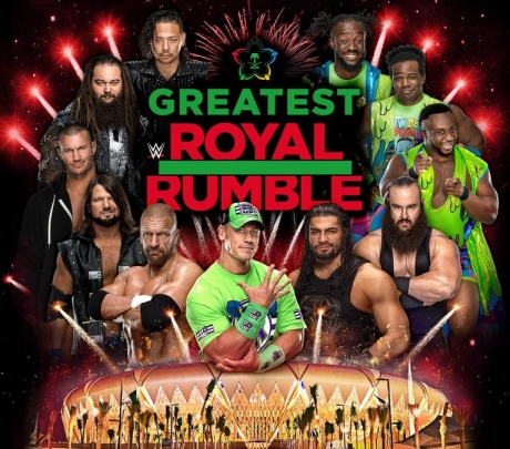 Le WWE Network devrait diffuser The Greatest Royal Rumble !