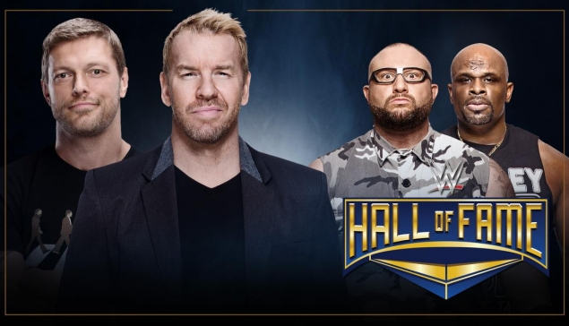Edge et Christian introduiront les Dudley Boyz au Hall of Fame 2018