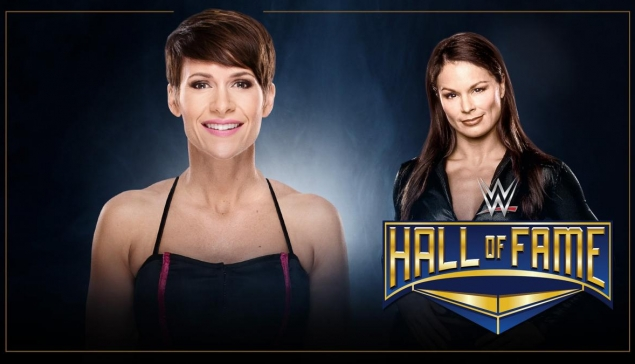 Molly Holly intronisera Ivory au Hall of Fame 2018