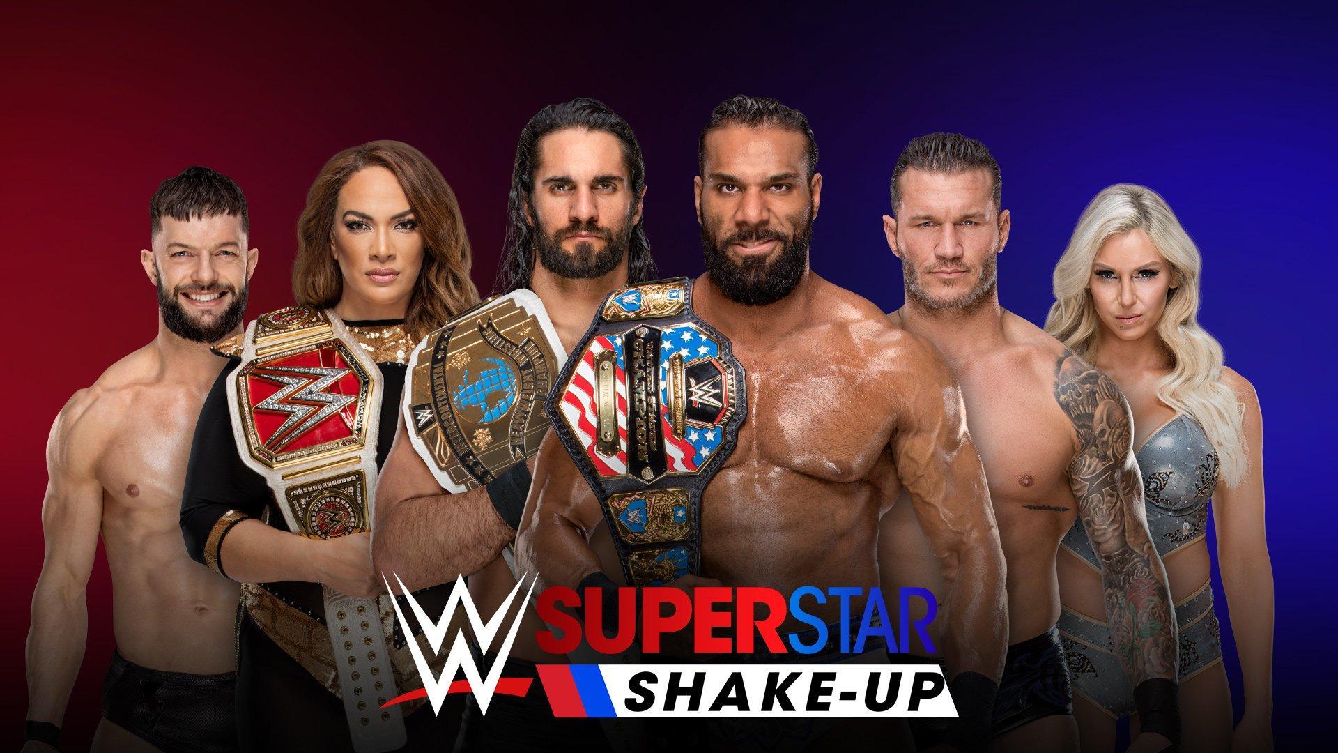 Les échanges 2018 Entre Raw Et Smackdown Catch Newz