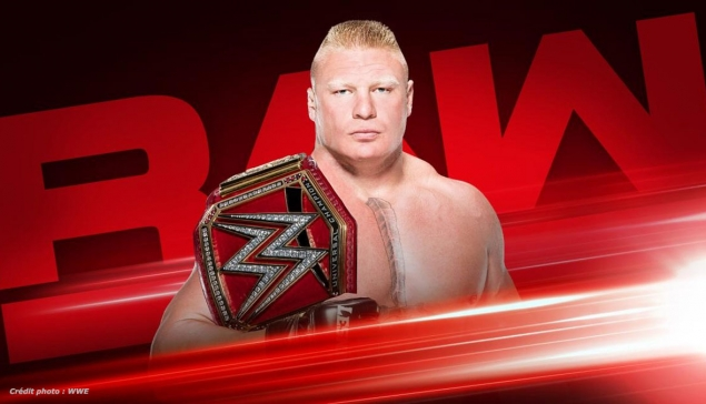 Preview : WWE RAW du 23 avril 2018