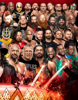 Carte de WWE Greatest Royal Rumble 2018