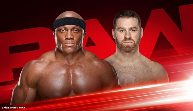 Preview : WWE RAW du 21 mai 2018