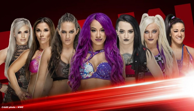 Preview : WWE RAW du 28 mai 2018