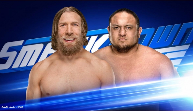 Preview : WWE SmackDown du 29 mai 2018