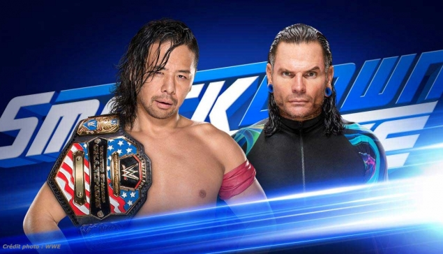 Preview : WWE SmackDown du 17 juillet 2018