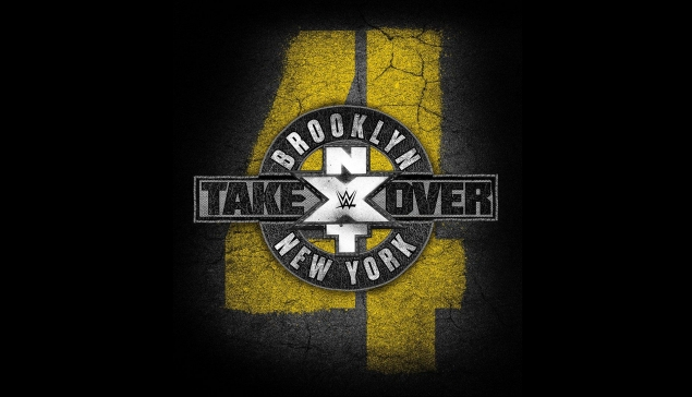 Carte de WWE NXT TakeOver Brooklyn 4