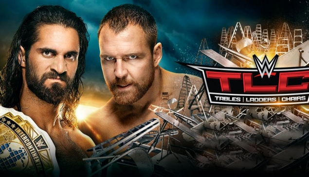 Carte de WWE TLC 2018