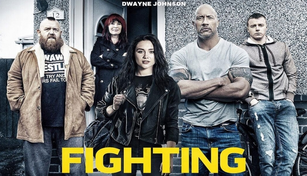Affiche du film Fighting With My Family