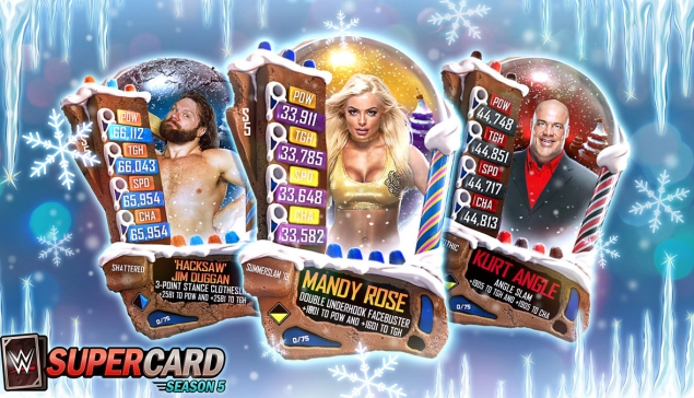 WWE Supercard Événement Over The Limit