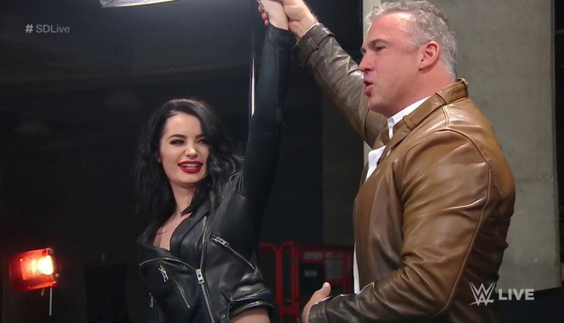 SmackDown : Paige perd son rôle de General Manager