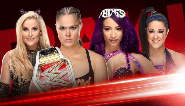 Preview : WWE RAW du 21 janvier 2019