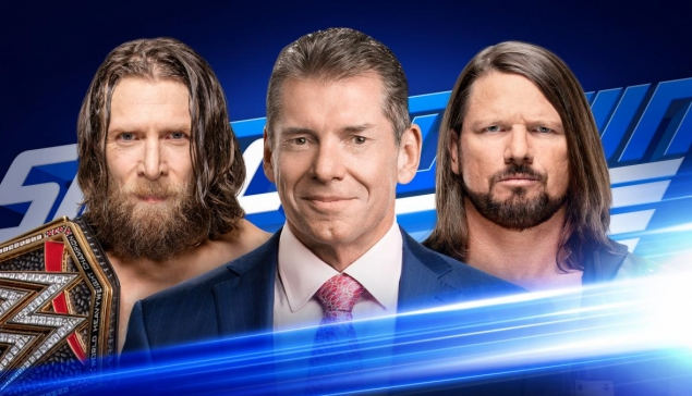 Preview : WWE SmackDown du 22 janvier 2019