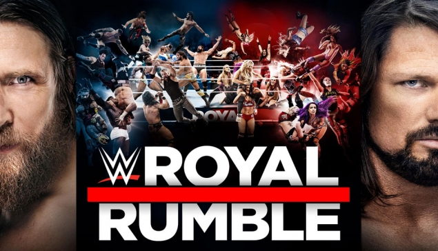 Carte de WWE Royal Rumble 2019