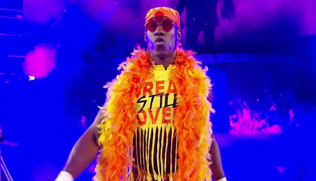 Velveteen Dream connait sa valeur