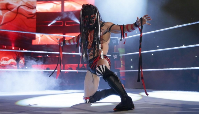 Finn Balor ne viendra pas en ''démon'' au Royal Rumble