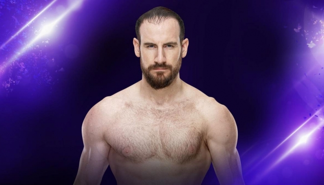 Aiden English, le nouveau commentateur WWE