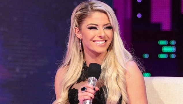 Royal Rumble : Alexa Bliss annonce son retour