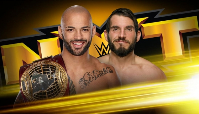 Preview : WWE NXT du 23 janvier 2019
