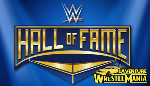 #AventureWM : WWE Hall of Fame 2019 !