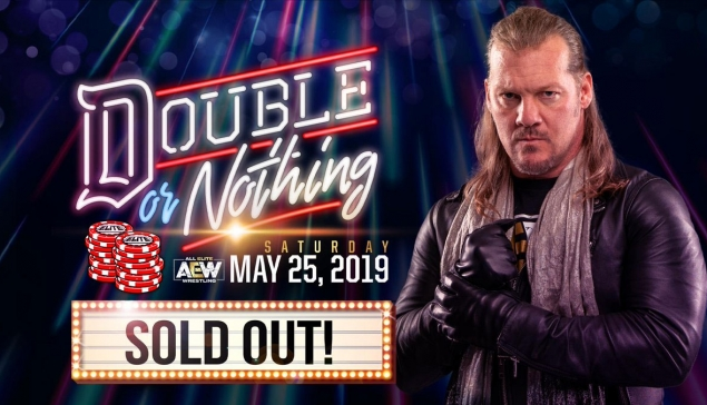 The Rock félicite l'AEW et Chris Jericho pour le Sold Out