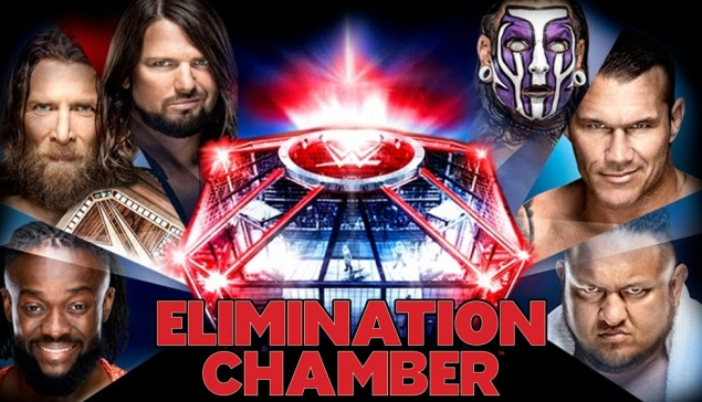 Résultats de WWE Elimination Chamber 2019
