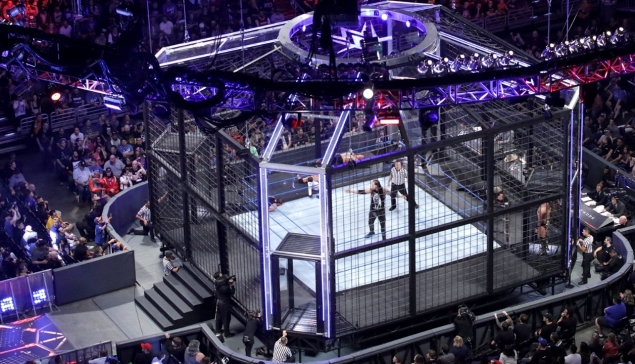 Elimination Chamber 2019 : vos pronostics