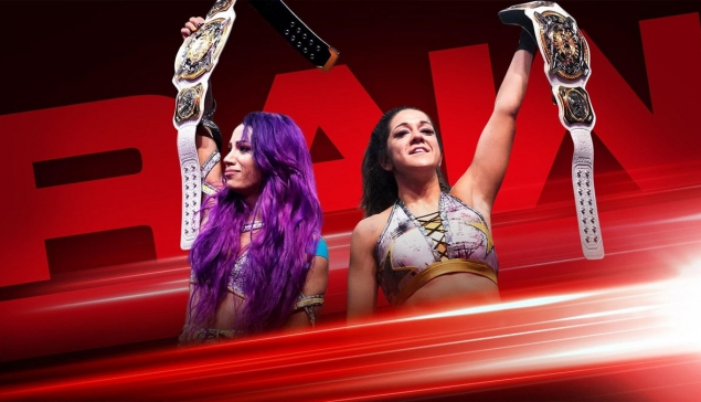 Preview : WWE RAW du 18 février 2019