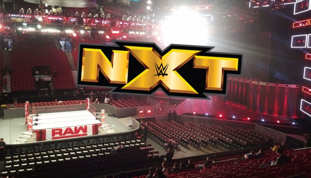 [Update] RAW : Quatre catcheurs de WWE NXT en coulisse
