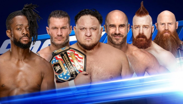 Preview : WWE SmackDown du 19 mars 2019