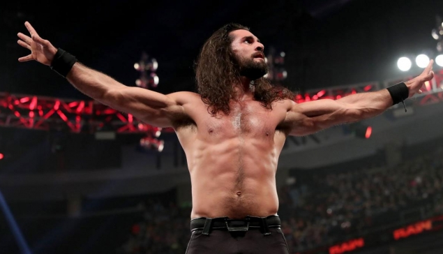 Seth Rollins reprend les Live Events WWE