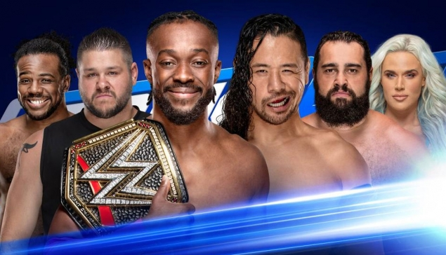 Preview : WWE SmackDown du 23 avril 2019