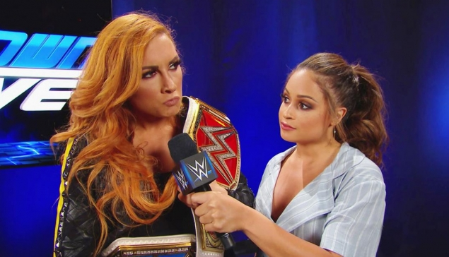 Money in the Bank : Un second combat pour Becky Lynch est annoncé