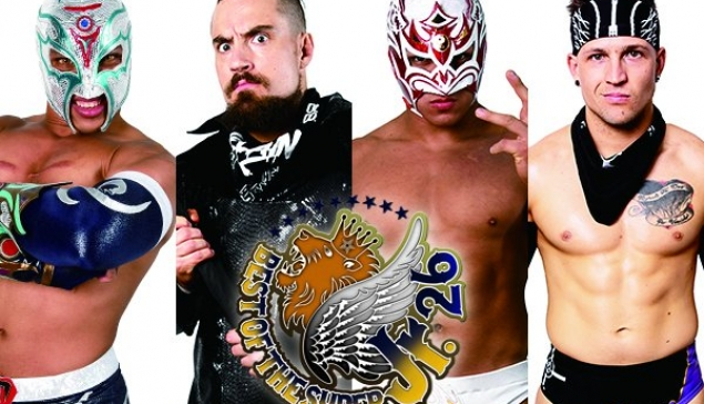 La NJPW annonce les participants du Best of the Super Jr 26