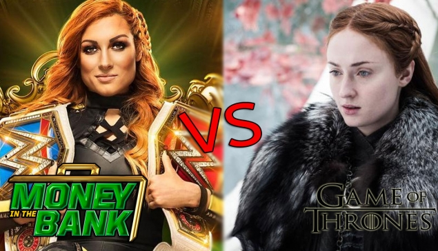 MITB : Le plan de la WWE pour rivaliser contre Game of Thrones