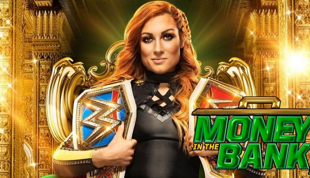 Résultats de WWE Money in the Bank 2019