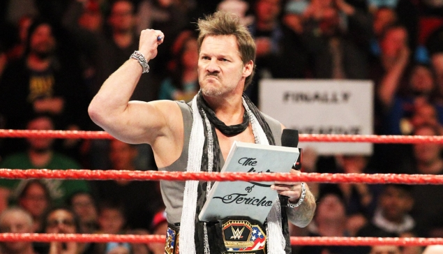 Chris Jericho critique la WWE après Money in the Bank