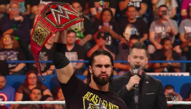 Money in the Bank : Seth Rollins a-t-il battu AJ Styles pour rester champion Universel ?
