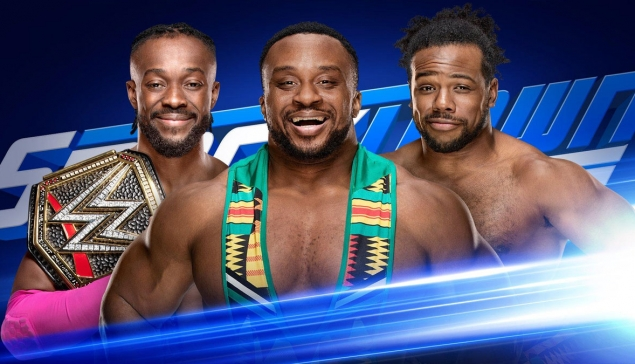Preview : WWE SmackDown du 21 mai 2019