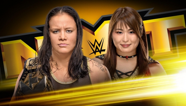 Preview : WWE NXT du 26 juin 2019