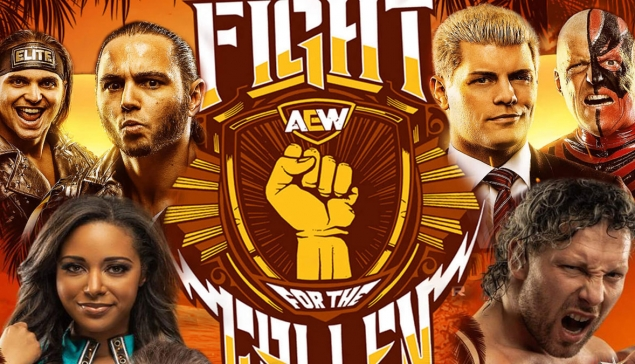 Résultats de AEW Fight For The Fallen 2019