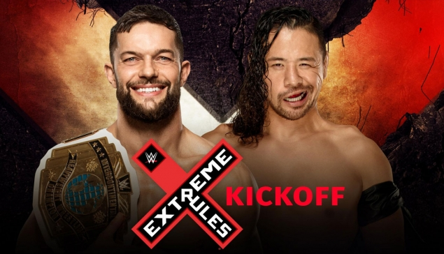 Kickoff : WWE Extreme Rules 2019