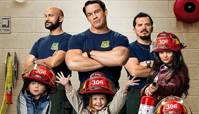 Bande annonce : John Cena dans ''Playing With Fire''