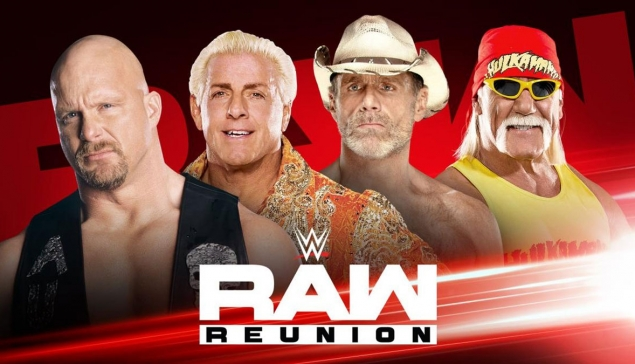Preview : WWE RAW du 22 juillet 2019