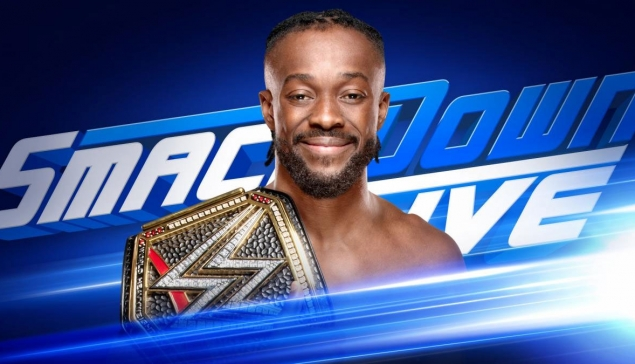 Preview : WWE SmackDown du 23 juillet 2019