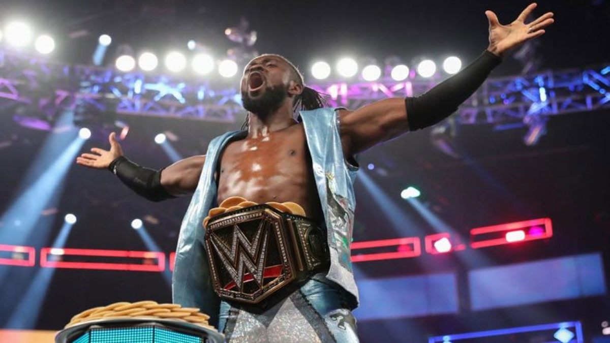 Top 5 WWE Men Superstars Of 2019 3